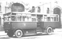 A Tilling-Stevens Trolleybus of 1923