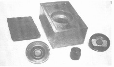 A Lorain Surface Contact System Stud