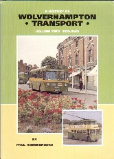 A History of Wolverhampton Transport Volume Two
